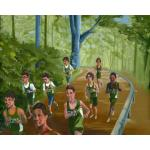 017--Cross Country (22 x 28 Acrylic on canvas).jpg